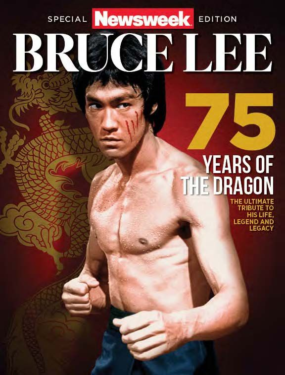 Bruce Lee cover low res