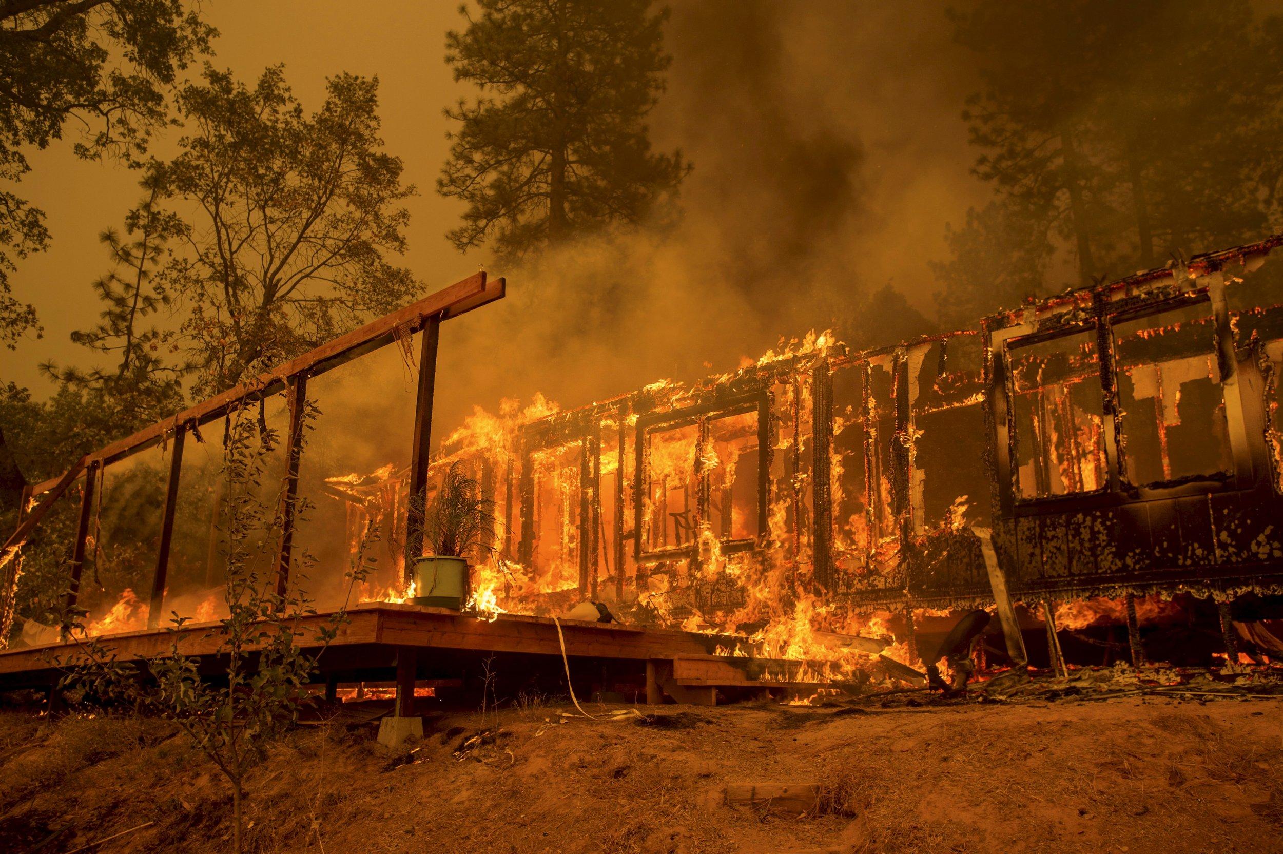 wildfire-in-california