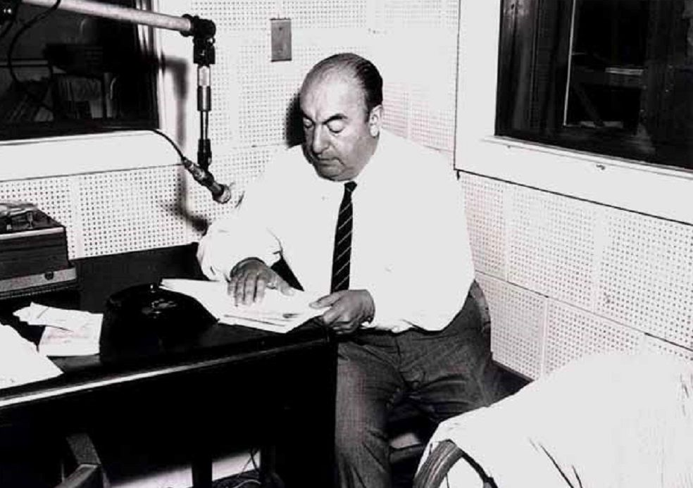 Pablo Neruda may have been murdered