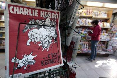Russia Charlie Hebdo Sinai