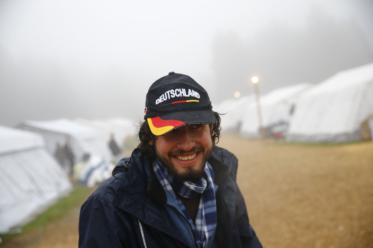 Germany asylum seeker