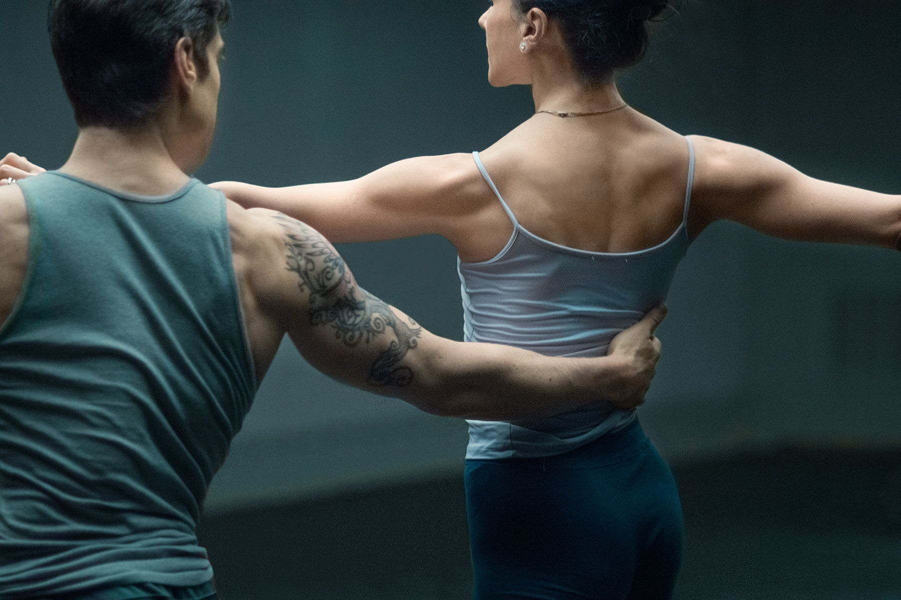 Dark Arts Inside The New Dance Drama Flesh And Bone