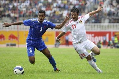 Nepalese Football
