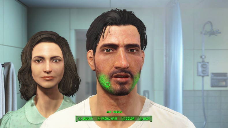 Fallout face creation