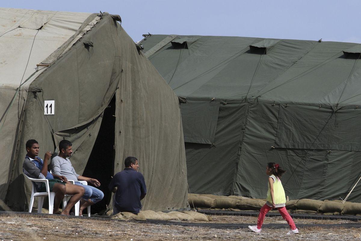 Refugees Dhekelia