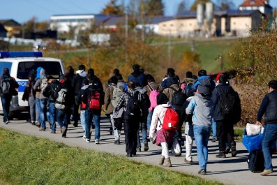 Cost of Germany's Refugees