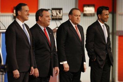1110_GOP Republican Undercard Debate