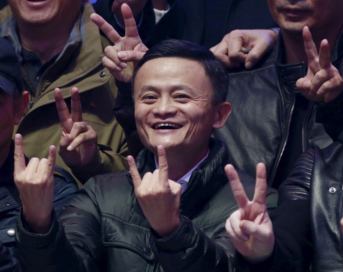 Alibaba breaks Singles' Day records