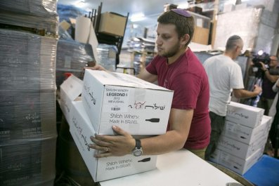 Israel West Bank Middle East Settlements