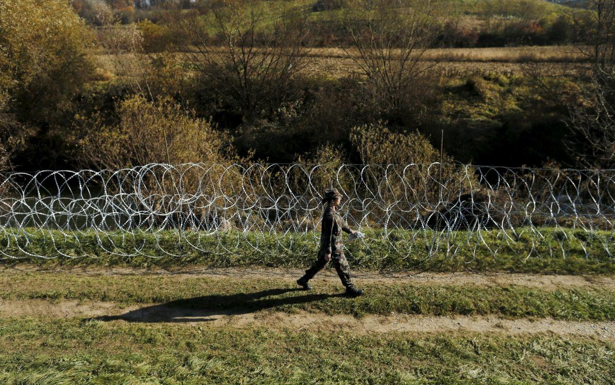 Slovenian fence