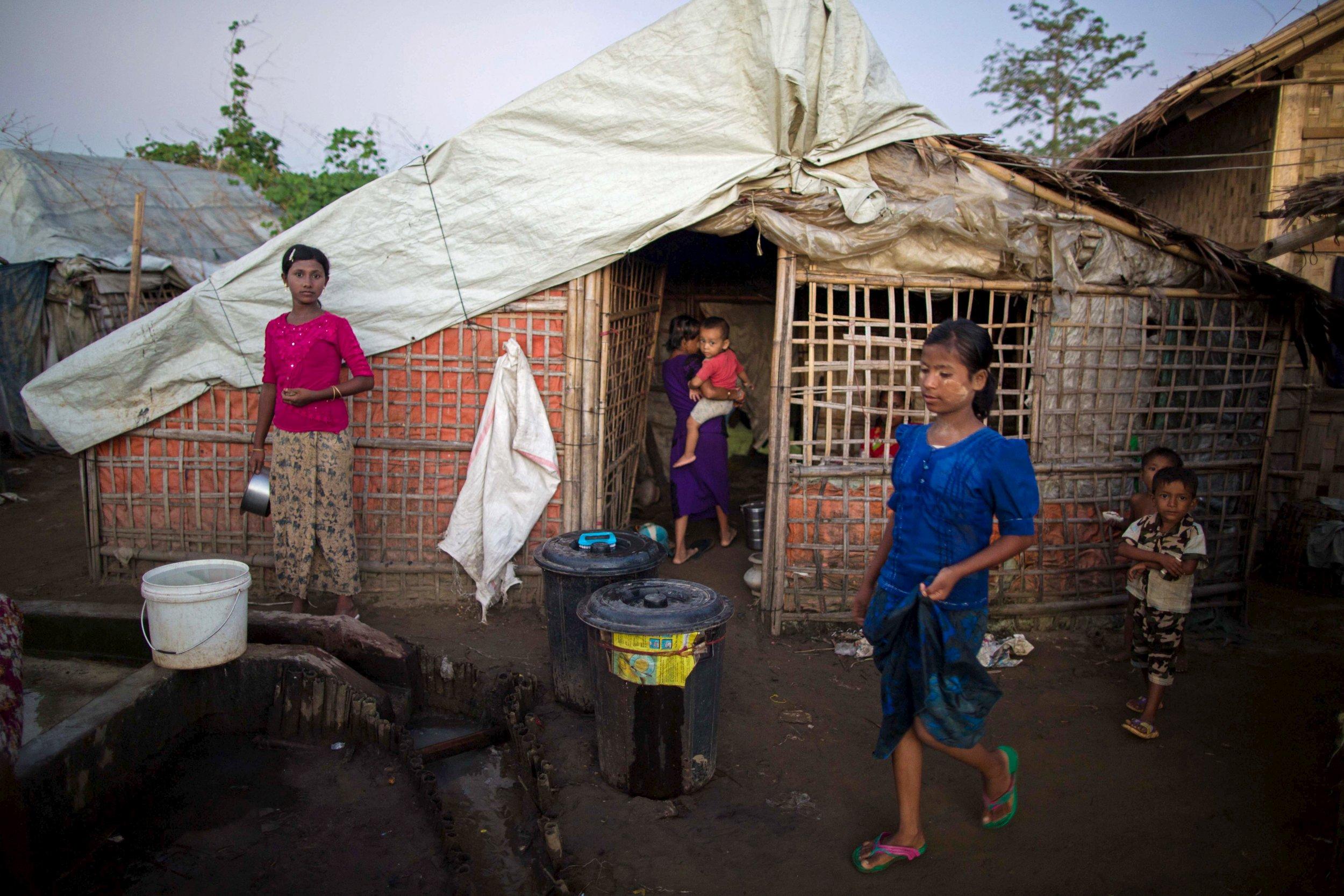 RTS5X7U1111_Rohingya Myanmar