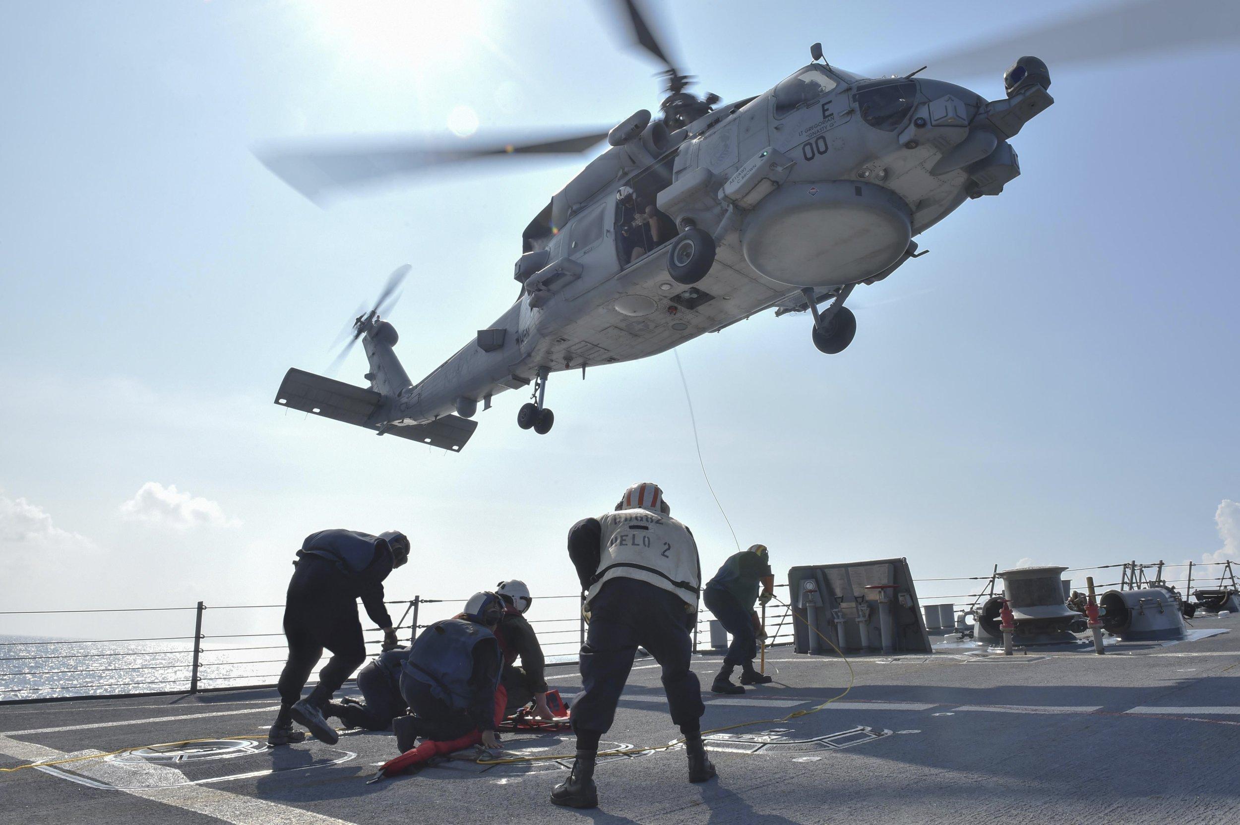 1111_South China Sea US Navy