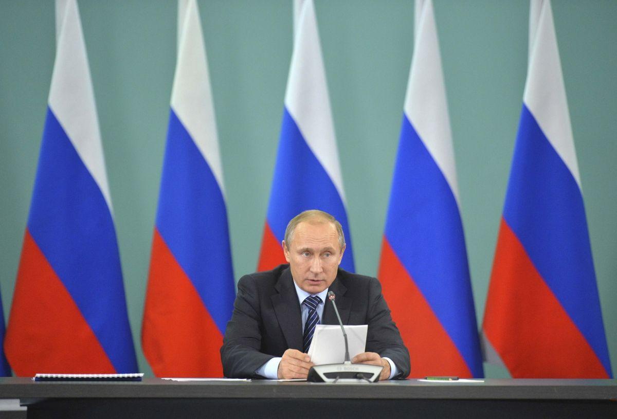 Putin doping