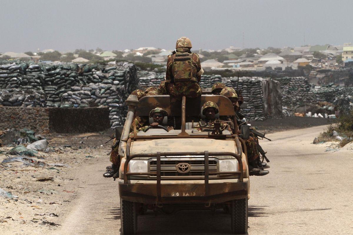KDF Kismayo