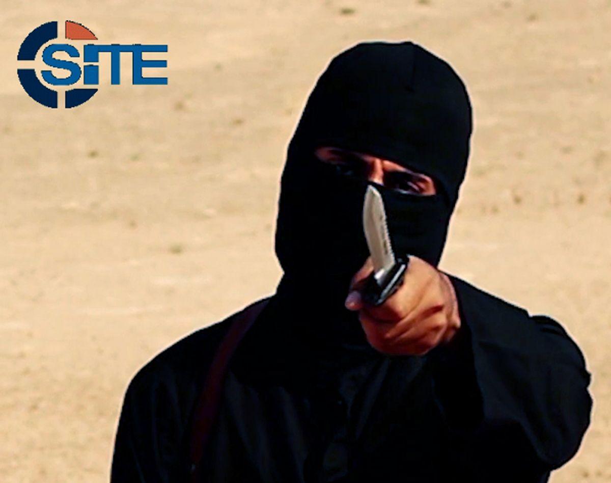 Jihadi John targeted in airstrike