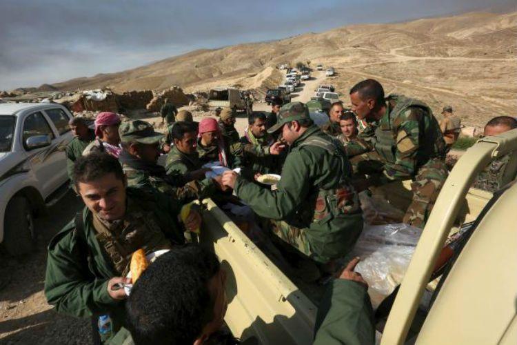 Iraq Kurds ISIS Sinjar