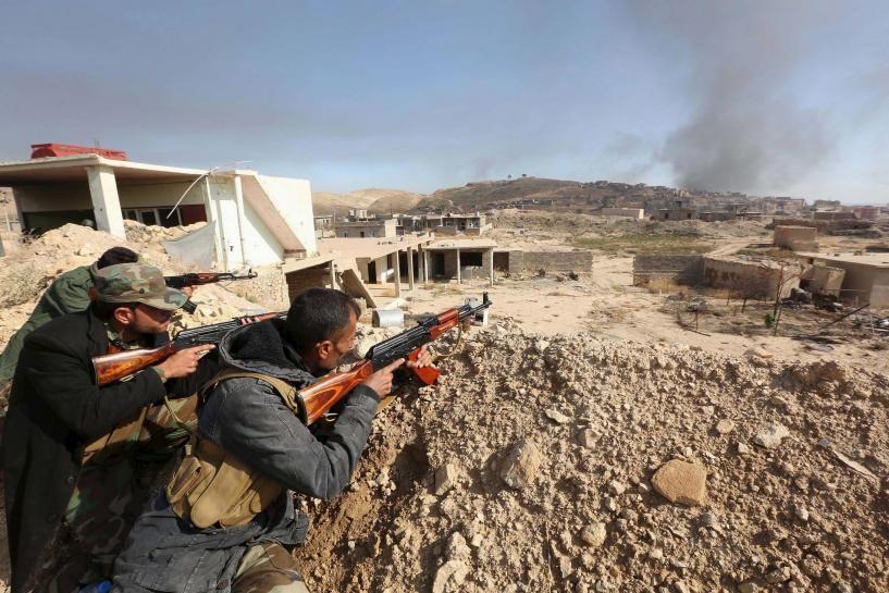 Kurds launch Sinjar offensive