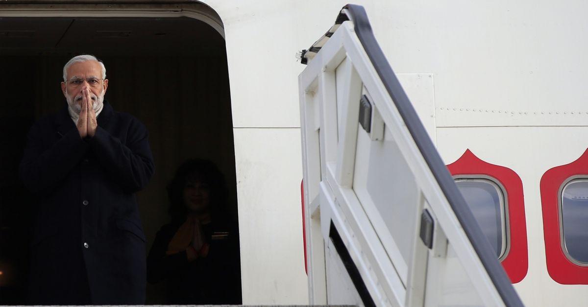 In Pictures: Modi Visits the U.K.