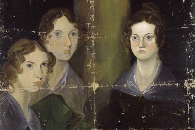 The Bront Sisters, by Patrick Branwell Bront