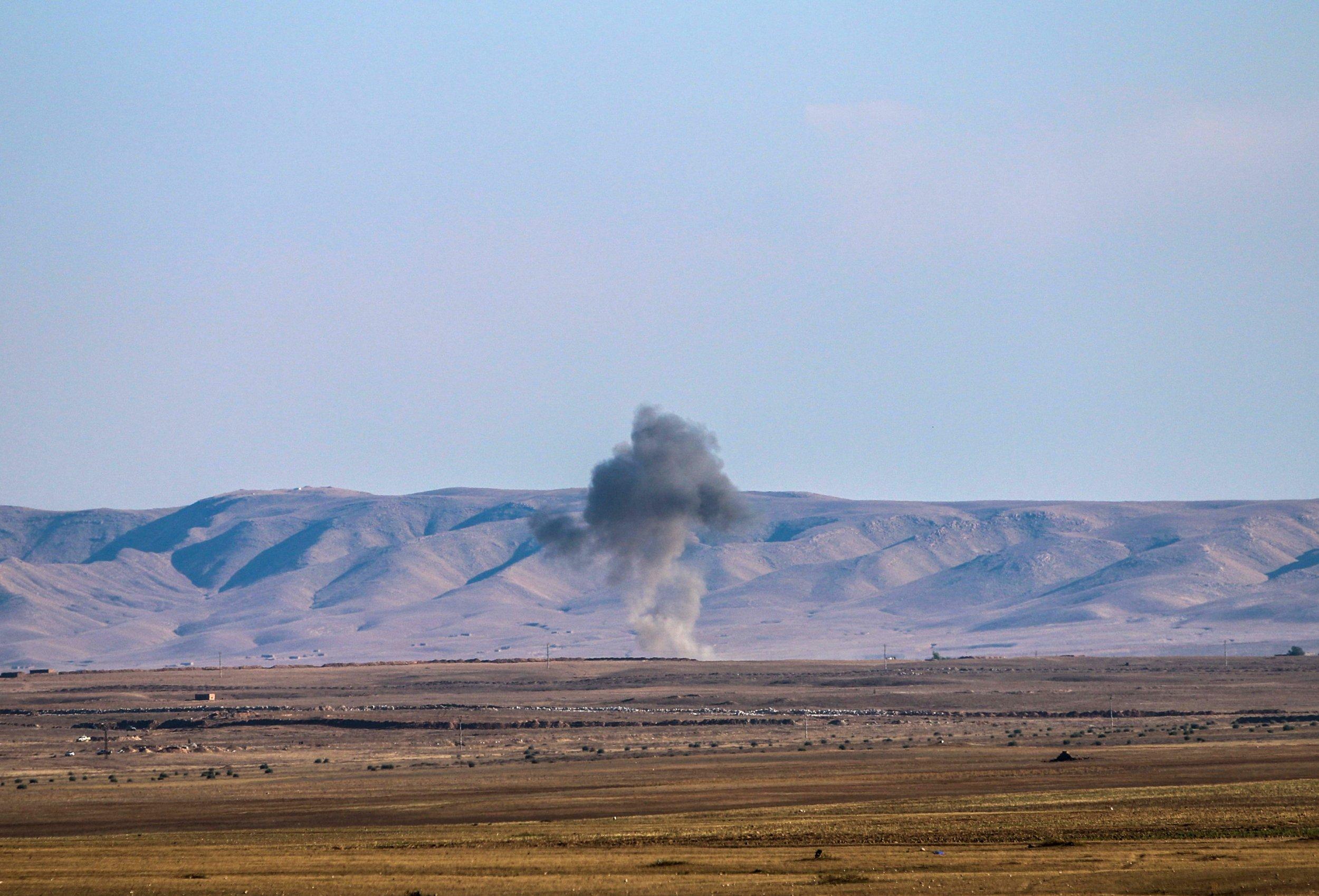 airstrike al-hawl