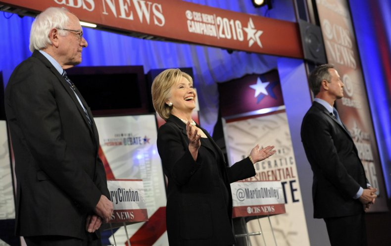 Democratic Debate Candidates Get Ready to Spar