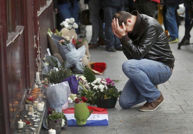 Paris France ISIS Islamic State Terror Attacks
