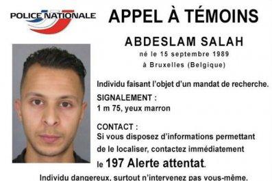 Paris Attacks Salah ISIS France