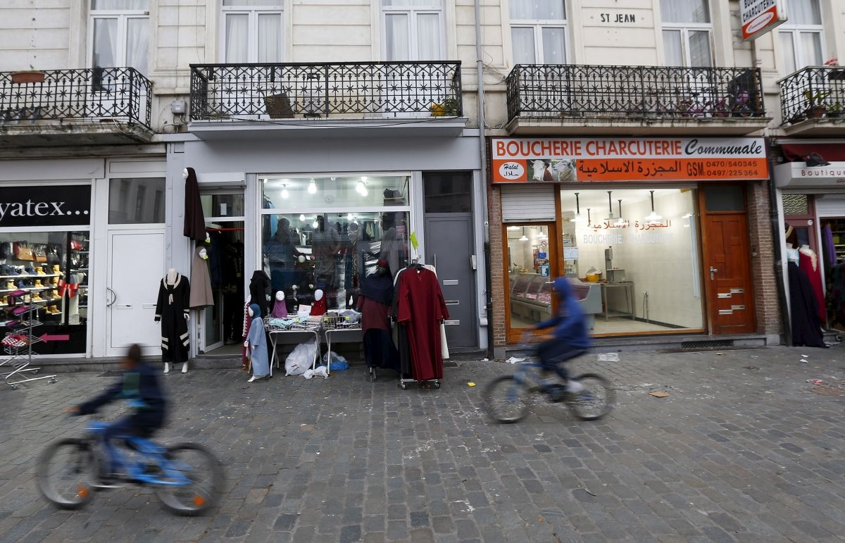 Molenbeek shop