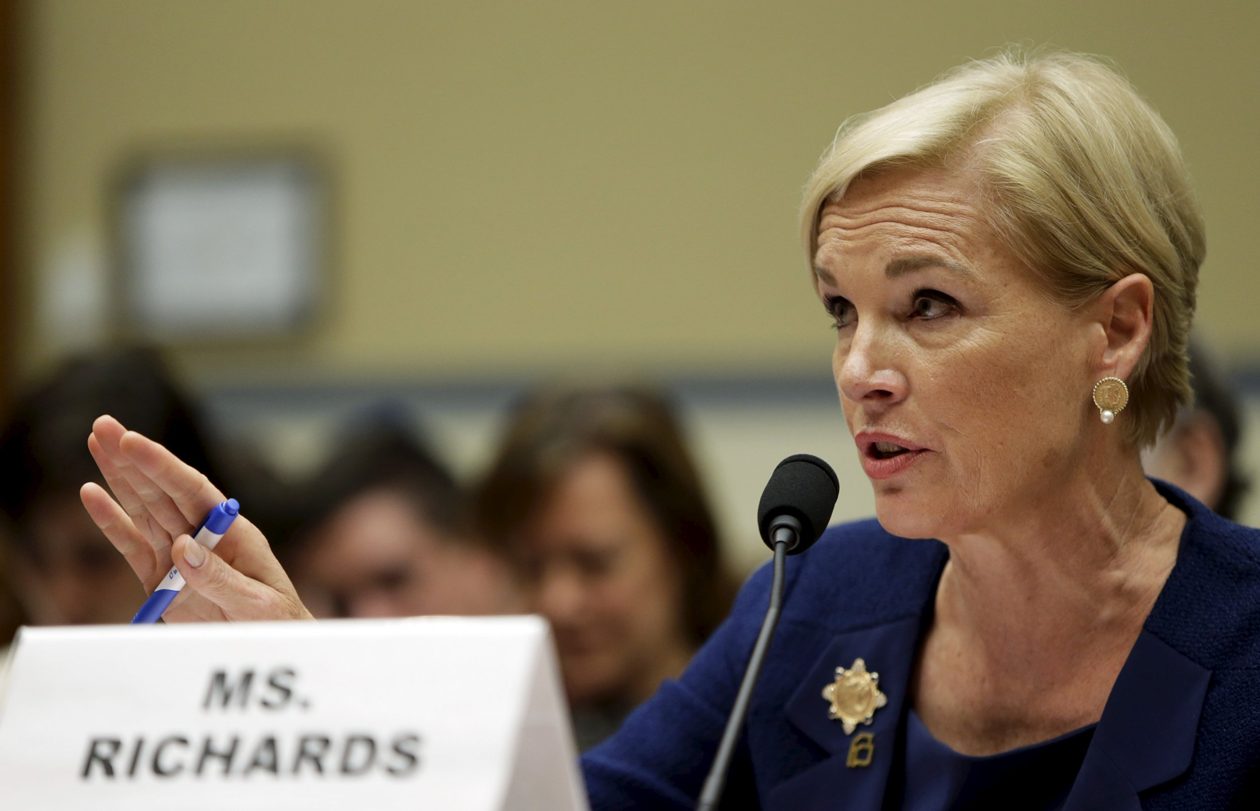 1117_CecileRichards_Planned Parenthood