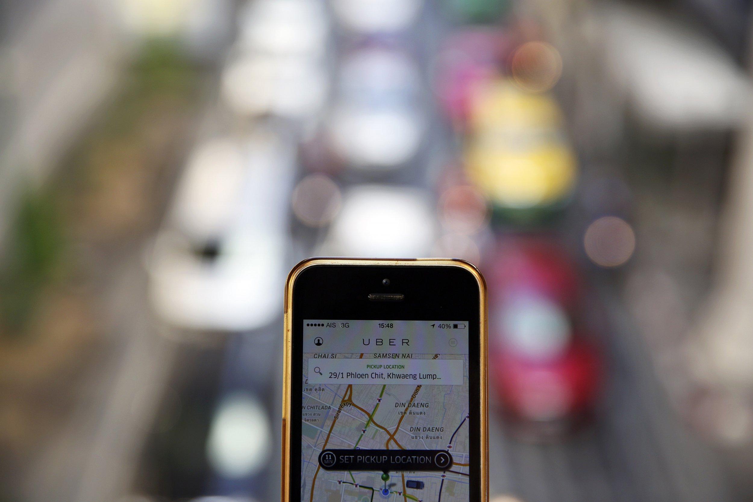 uber-app-running