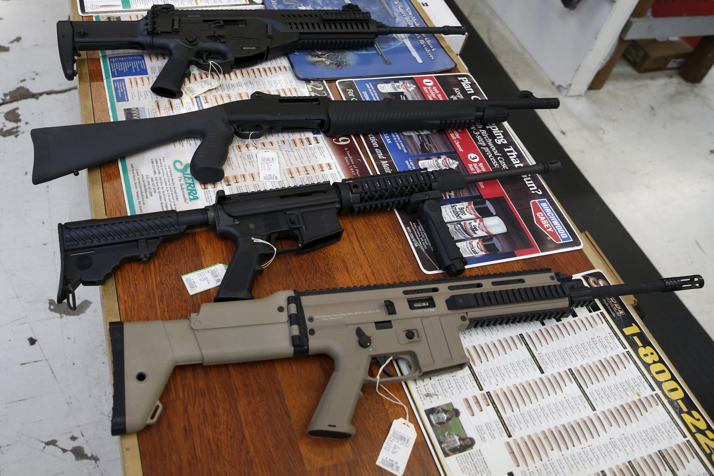 Quora Question: Which American Gun Laws Aren't Being Enforced?