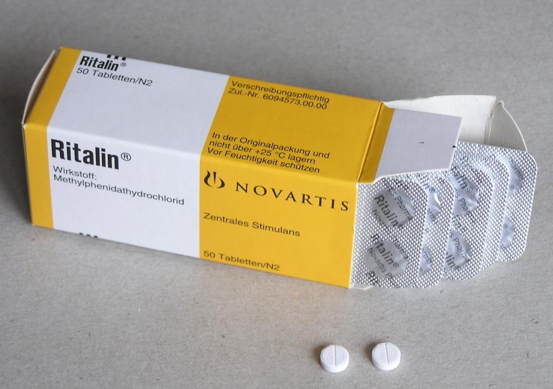 Ritalin_Methylphenidat