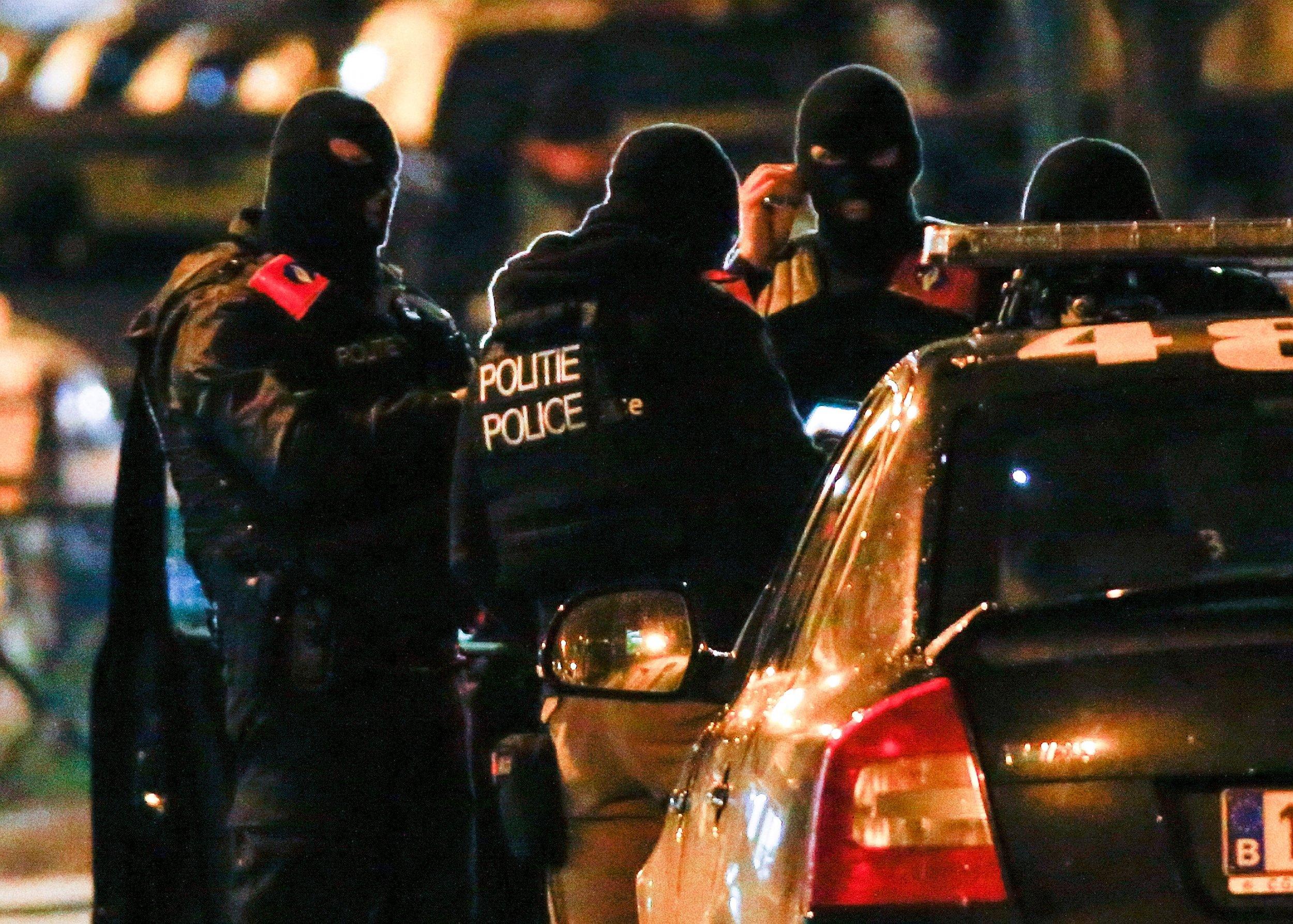 Belgium Raids Europe Molenbeek