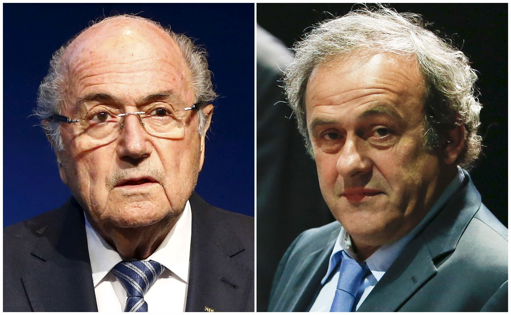 Blatter says was Close to Death, 'Between Angels and Devils' in Hospital