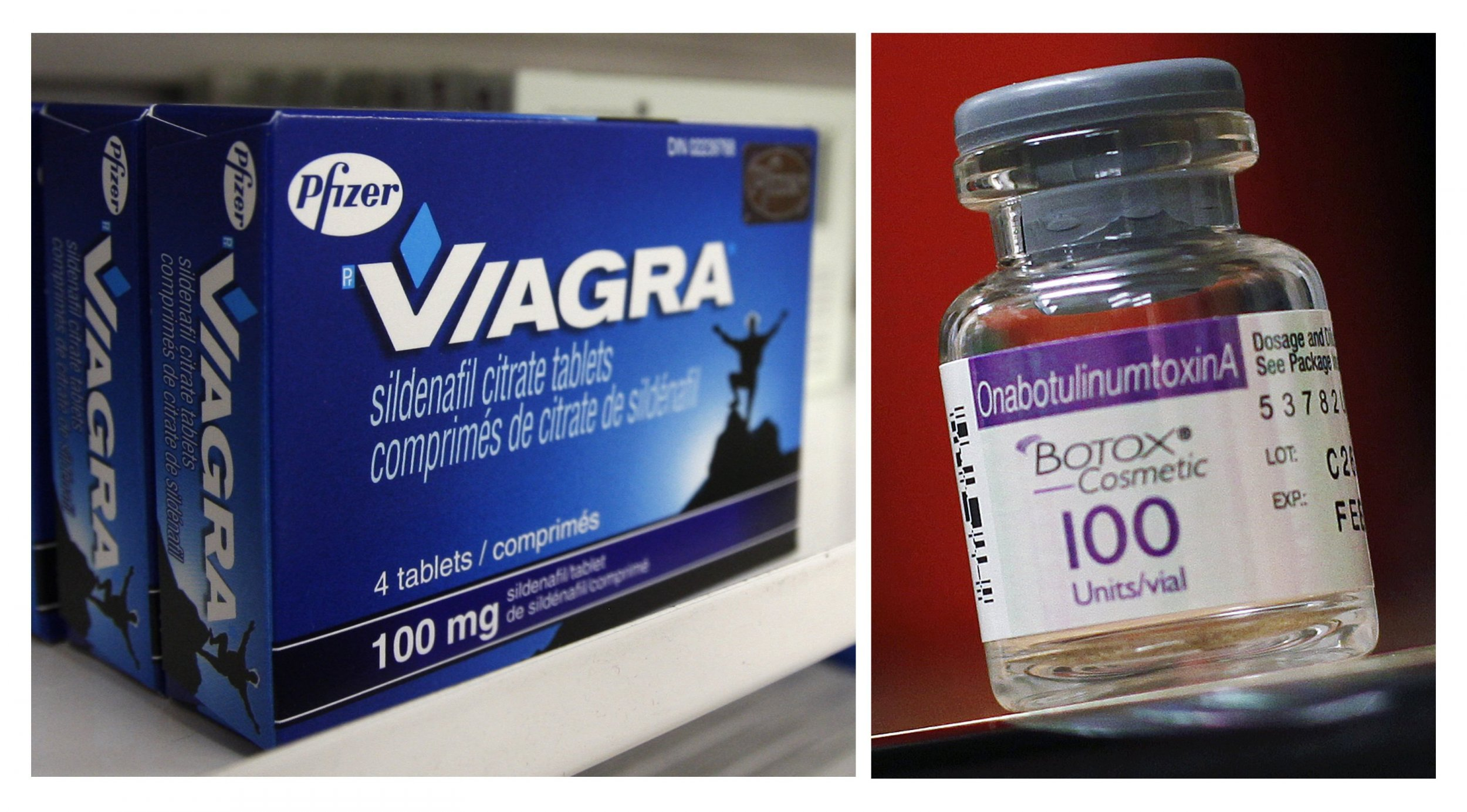 Pfizer products viagra