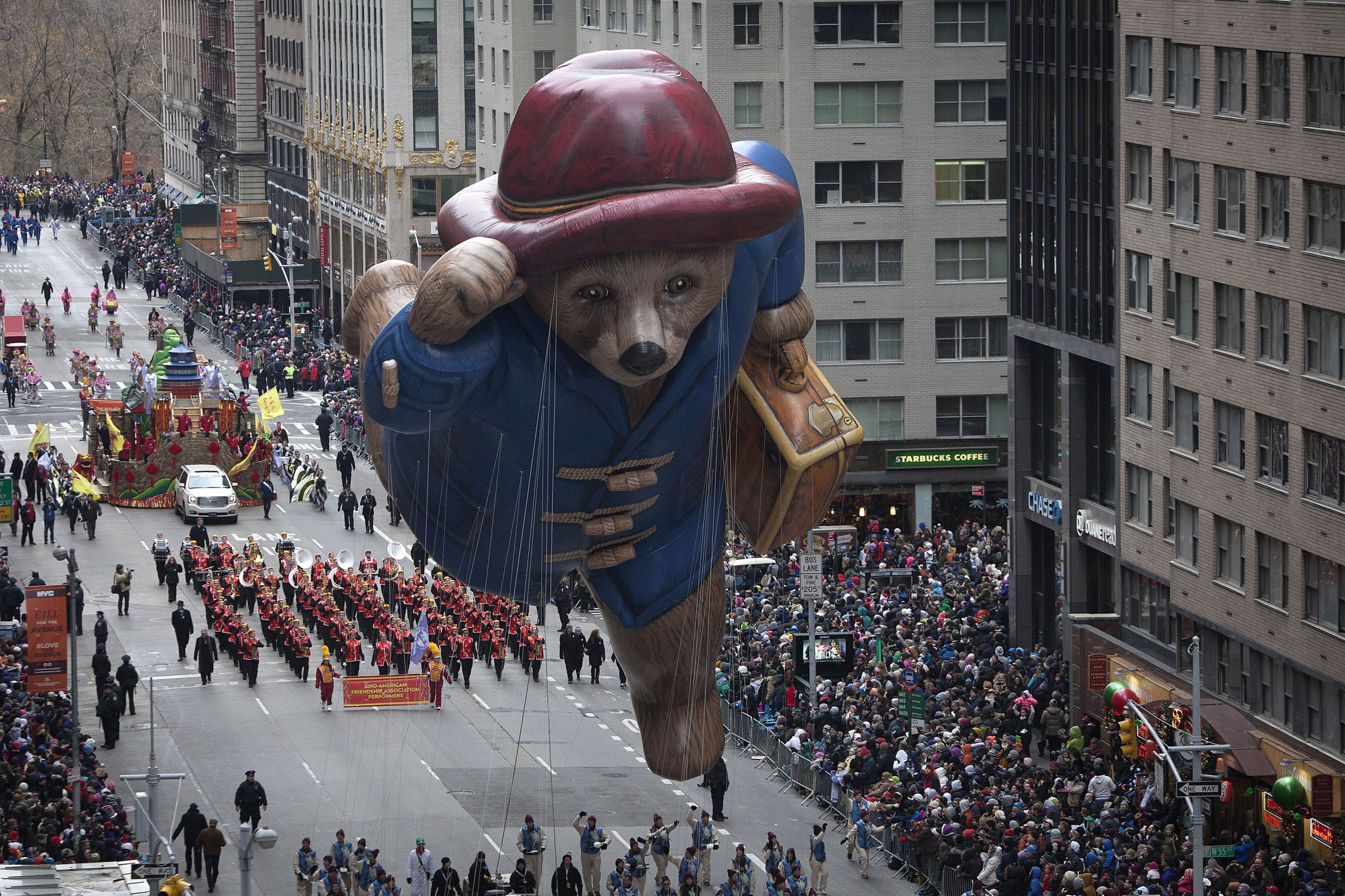 How to Watch (or Avoid) the Macy's Thanksgiving Day Parade