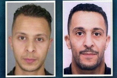 Salah and Brahim Abdeslam