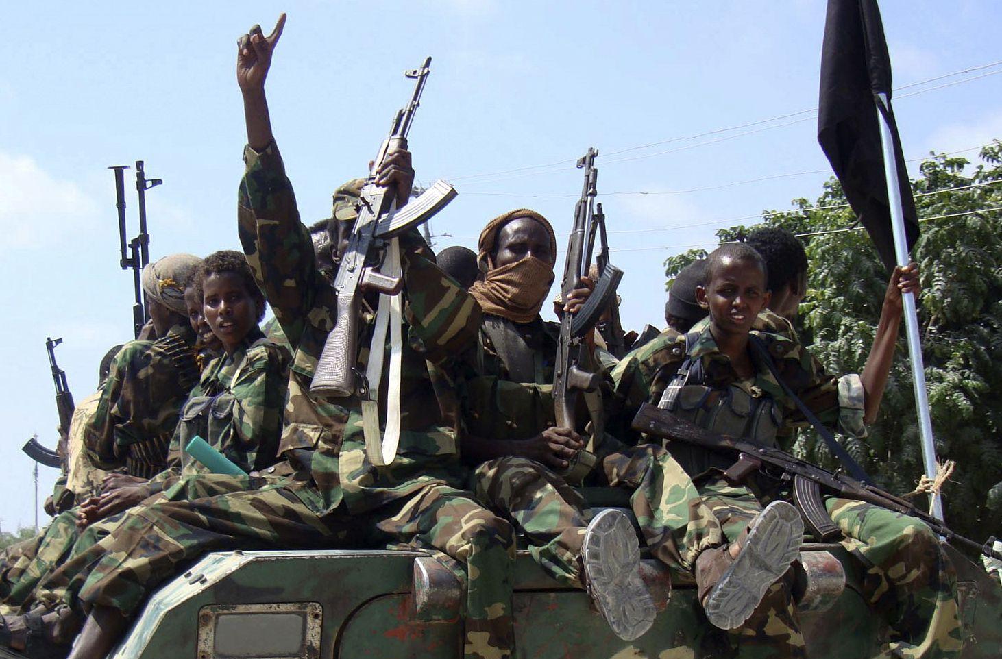 ISIS or Al-Qaeda? Somalia's Al-Shabab Divided Over Allegiance