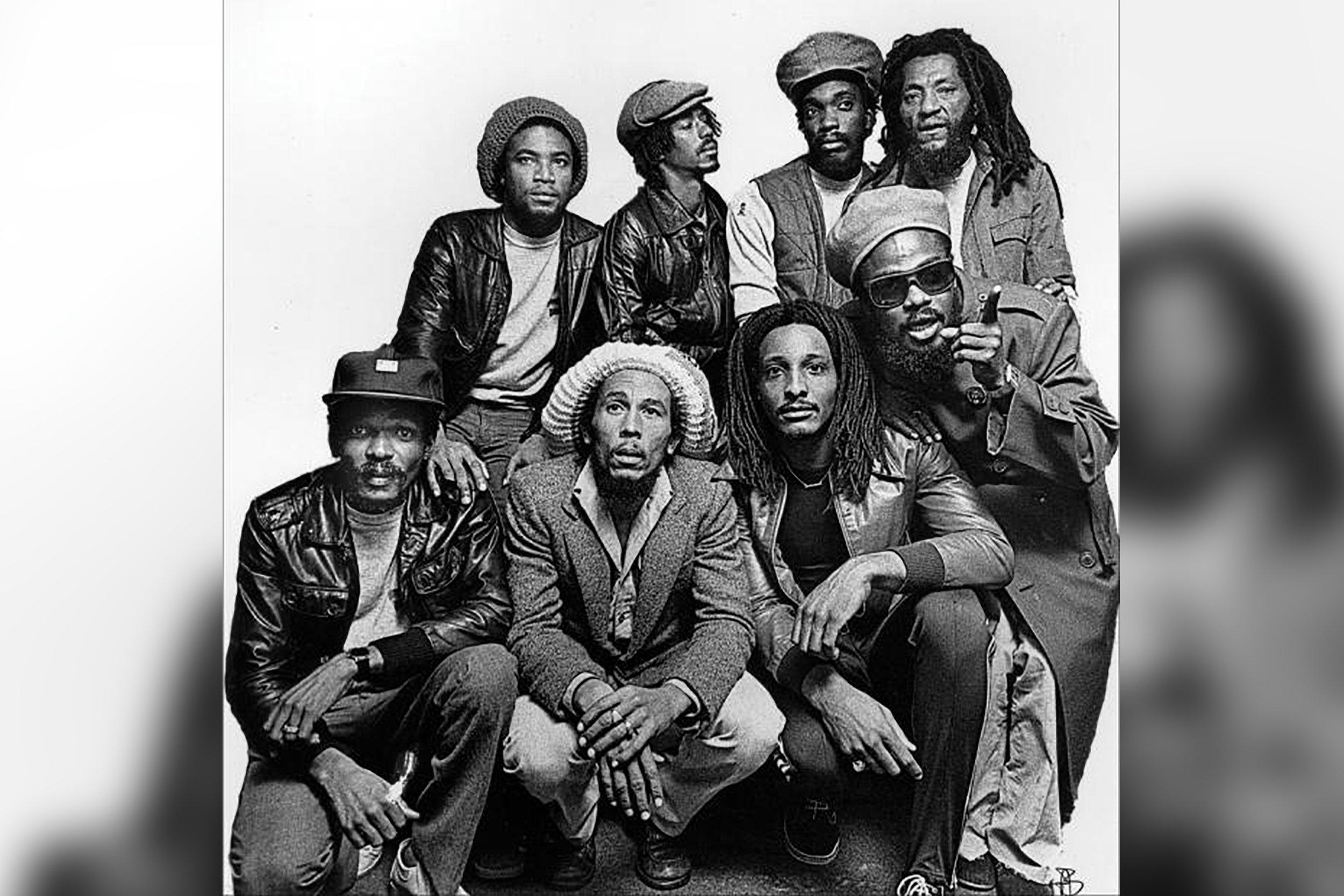 Bob Marley: The Origin Story Of Bob Marley And The Wailers