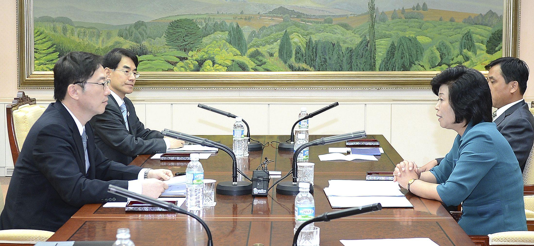 1126 Korean peace talks