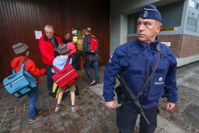 Belgium Brussels Paris Attacks