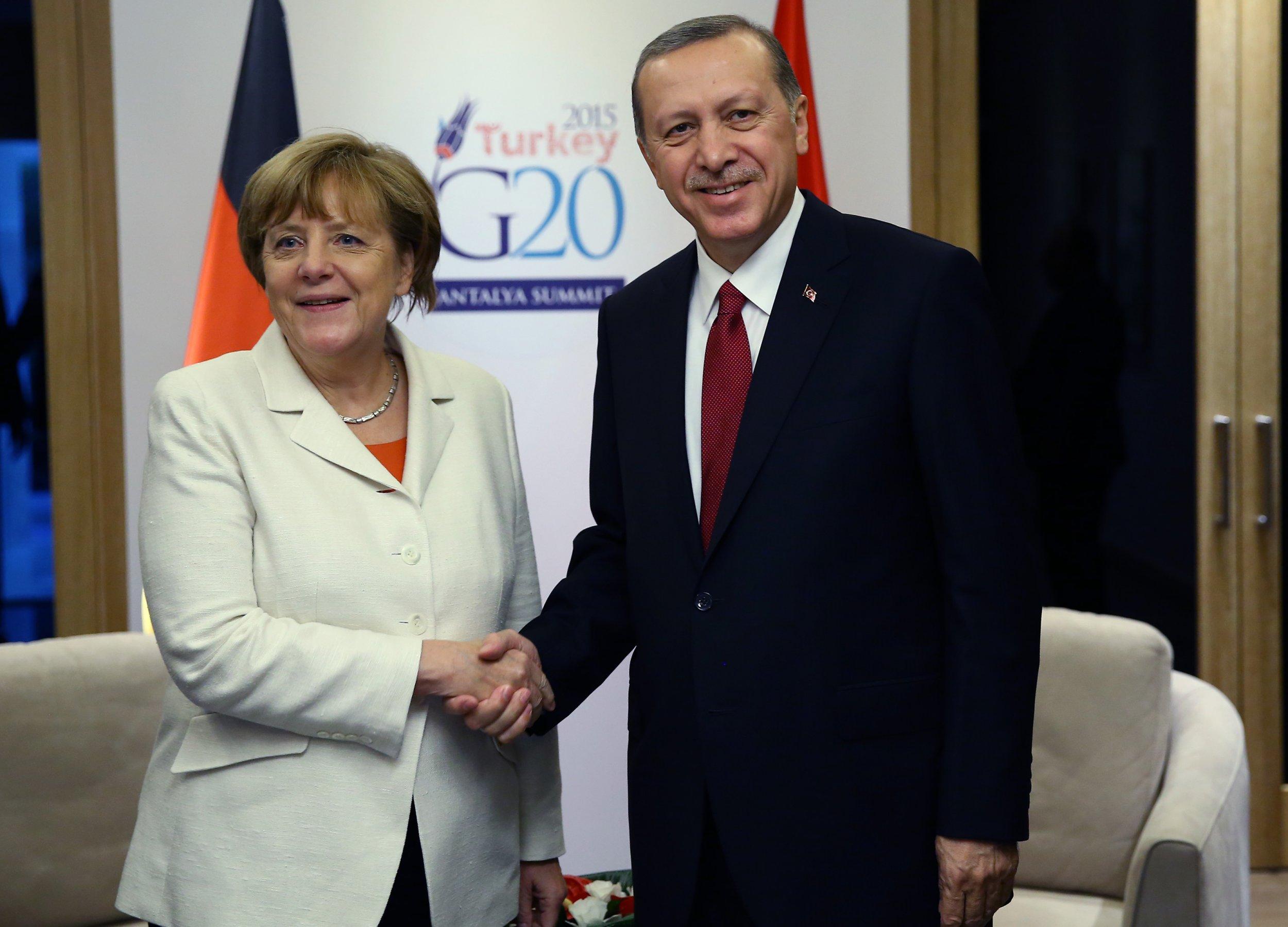 Turkey EU Erdogan