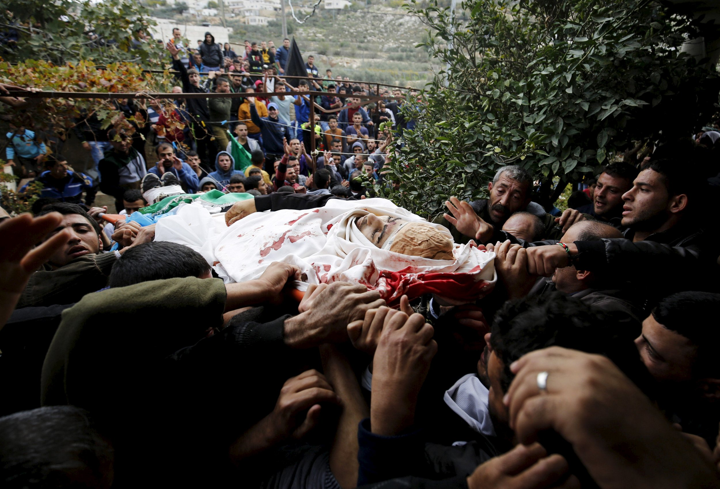 1126_Palestine Israel Violence