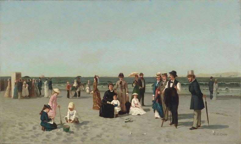 Beach Scene_Carr