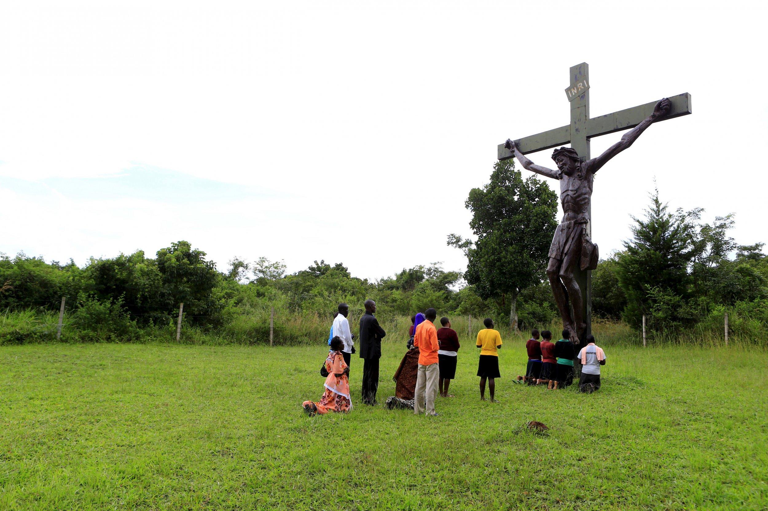 1127 Catholicism Uganda