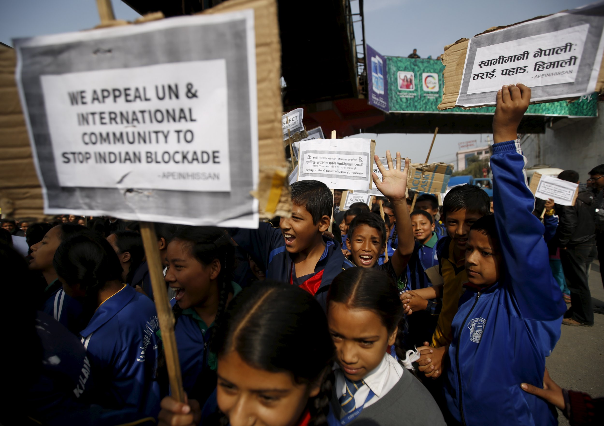 1127_Nepal Protests