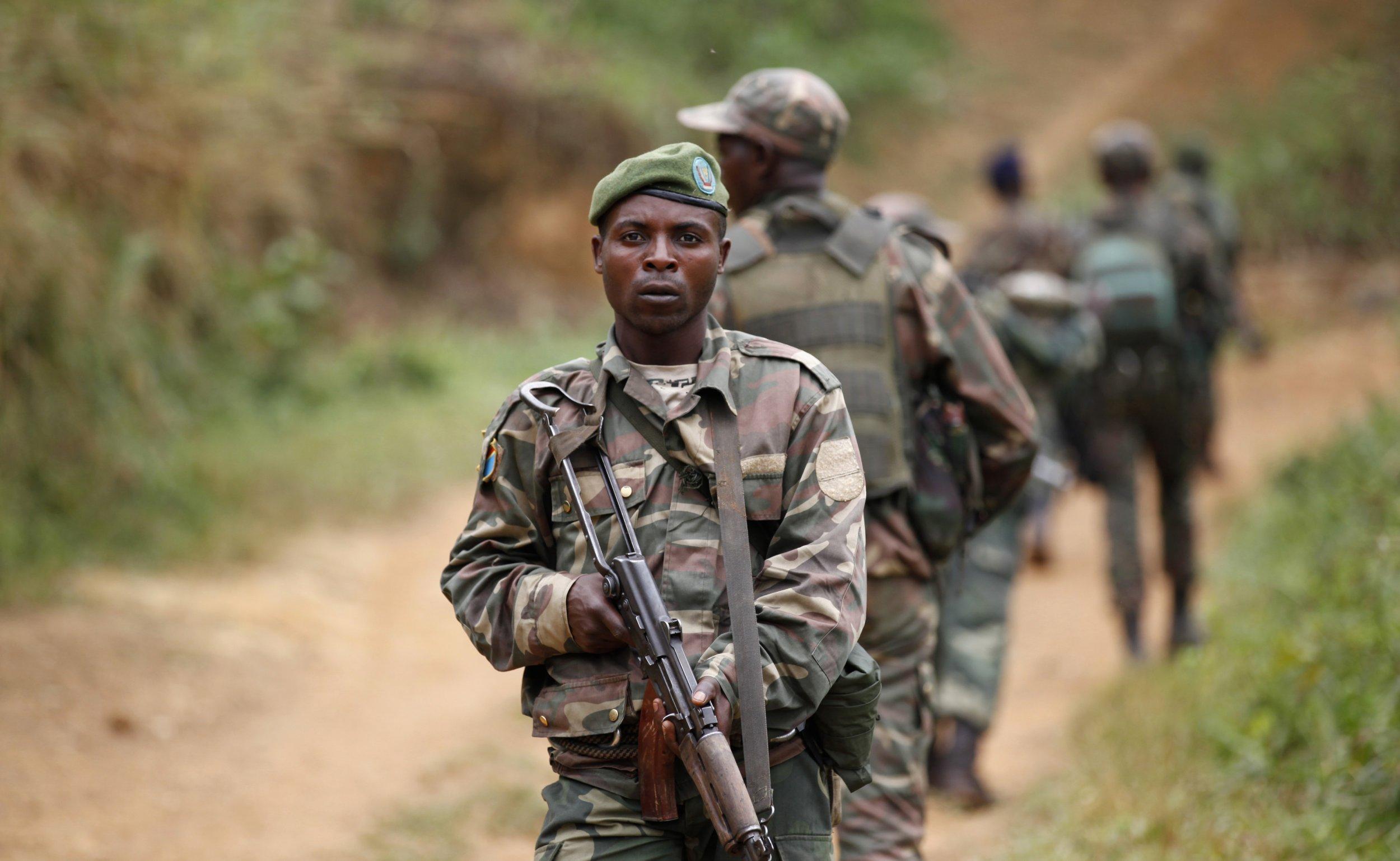 1130 DRC army