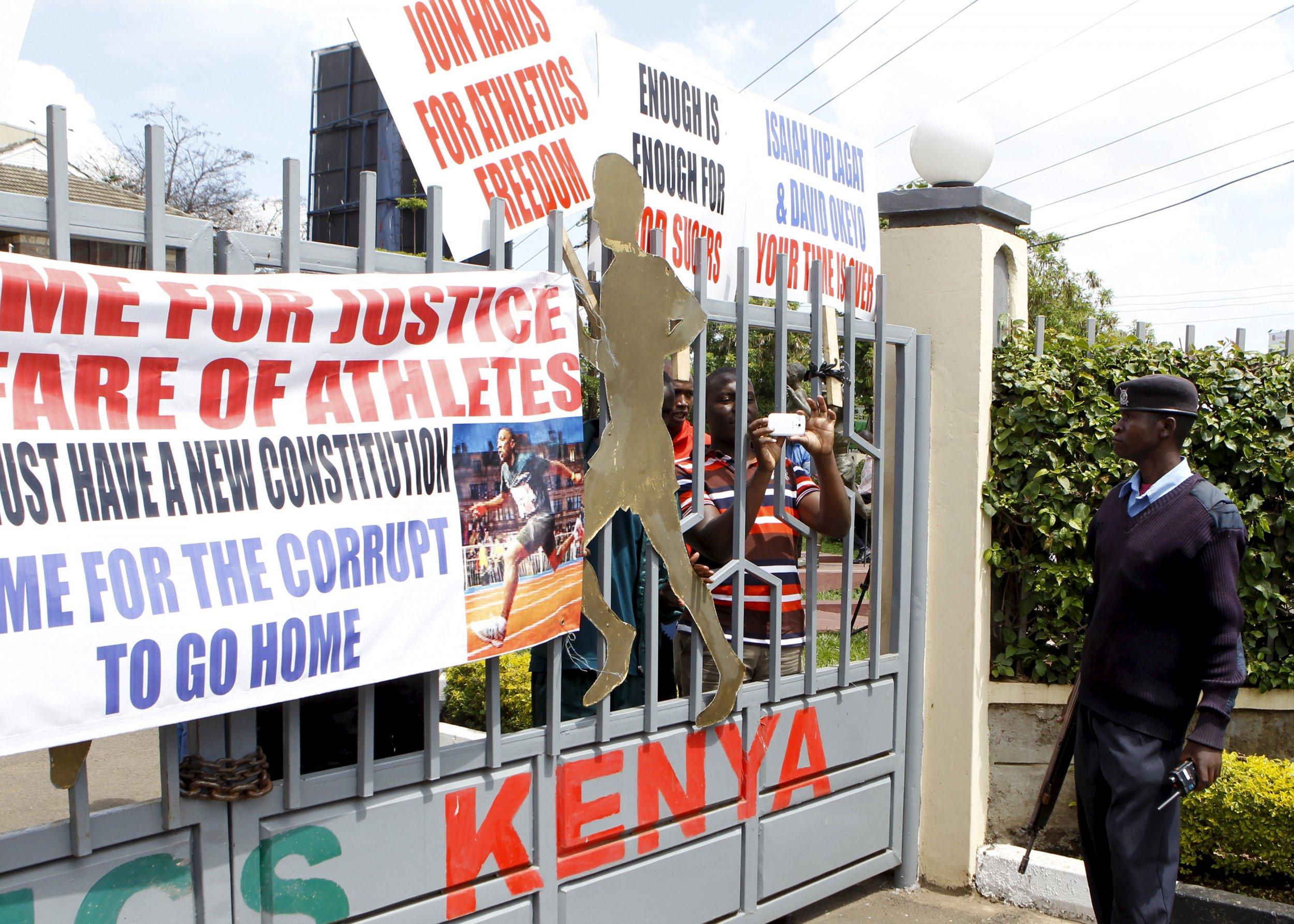 1130 Athletics Kenya