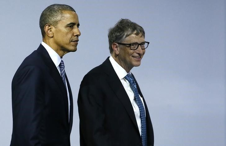 Bill gates takes on clean energy