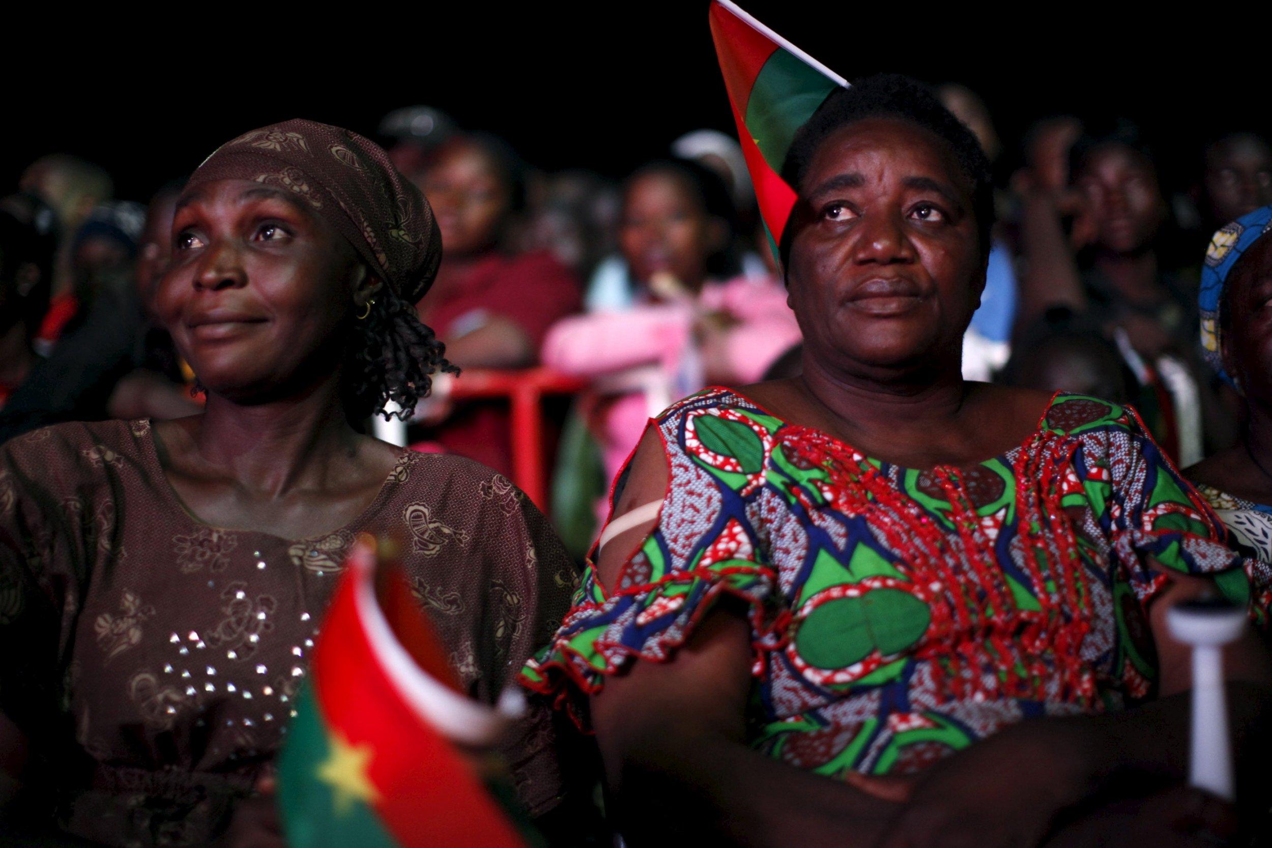 1201 Burkina Faso elections